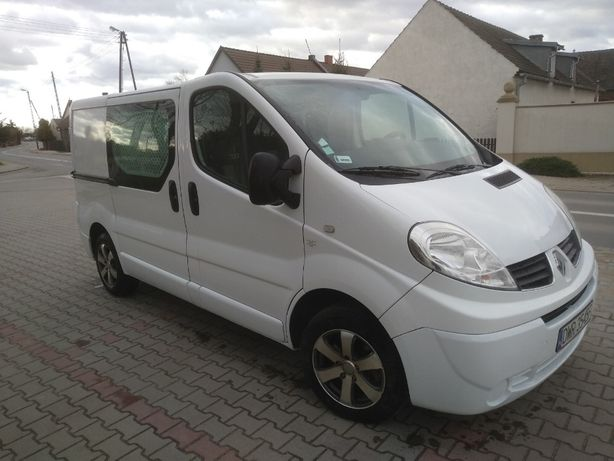 Sprzedam Renault Trafic 2013 r. poj. 2000 osoba prywatna