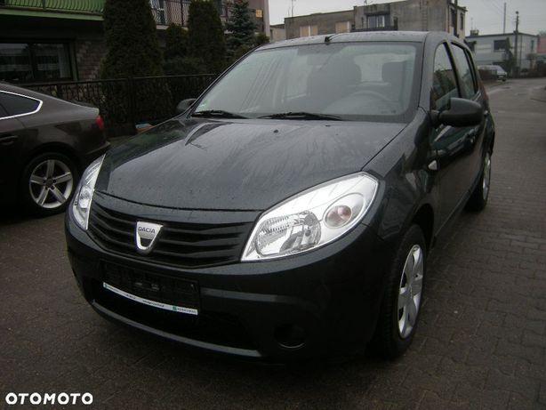 Dacia Sandero MEGA/OKAZJA/NOWE AUTO/przebieg /km 62 tys