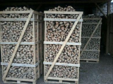 Продам дрова колотые и кругляк