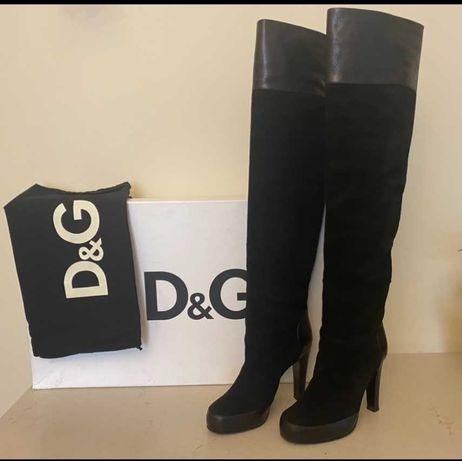 Сапоги Dolce & Gabbana, 36 размер
