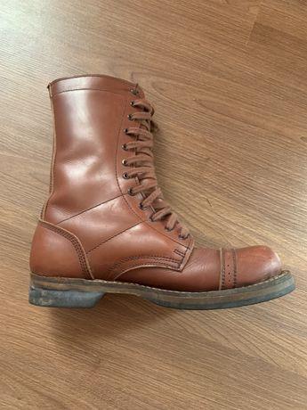 Военые ботинки США времен второй мировой.