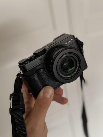 Panasonic Lumix LX100, obiektyw Leica, jak nowy, skórzane etui gratis