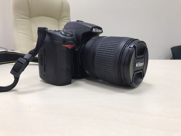 Камера Nikon D7000