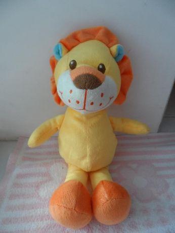 Продам мягкую игрушку лев Little town львенок