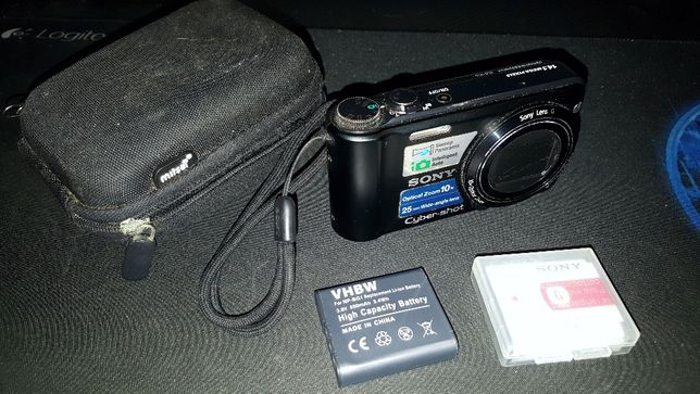 Sony Ciber Shot Dsc-H55