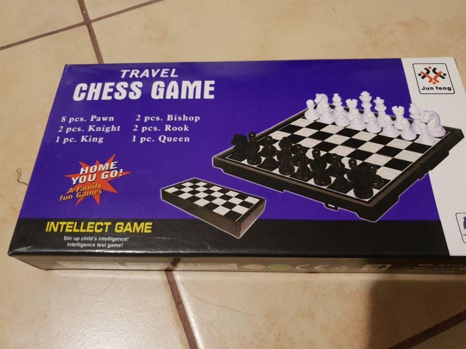 Mini szachy, warcaby , gry Trzebielino - image 1