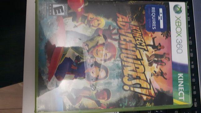 Gra Kinect adventures