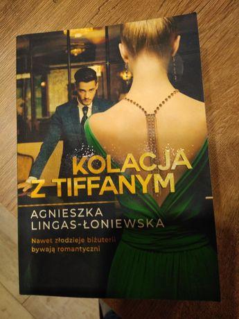Kolekcja z Tiffanym książka