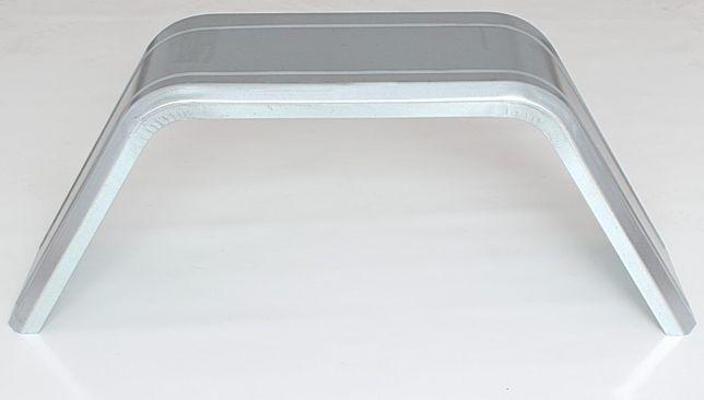 Błotnik stalowy ocynk do przyczepy przyczepki 13 cali