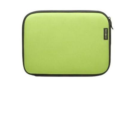 Nowe neoprenowe etui marki SAMSONITE Classic Sleeve 9,7 cala zielone