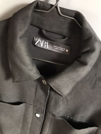 Koszulowa kurtka z Zary lekka