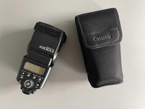 Lampa błyskowa Canon 430EX II (+ Kabel Synchronizacyjny) FAKTURA VAT