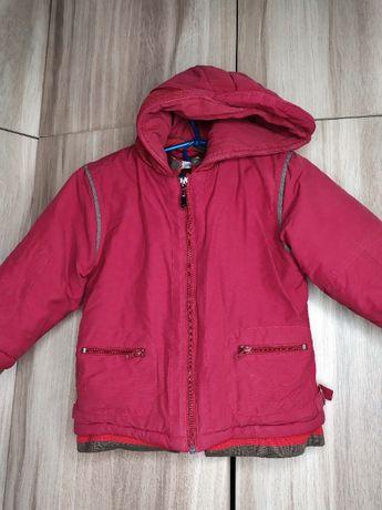 Пуховик куртка зима для мальчика размер 104 Италия
