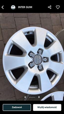 "Felgi Aluminiowe 18"" AUDI Q7 Oryginał Jak NOWE 5x130"