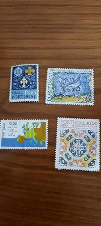 Selos antigos (variados)
