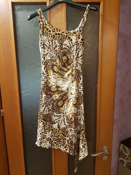 Платье сарафан Roberto Cavalli