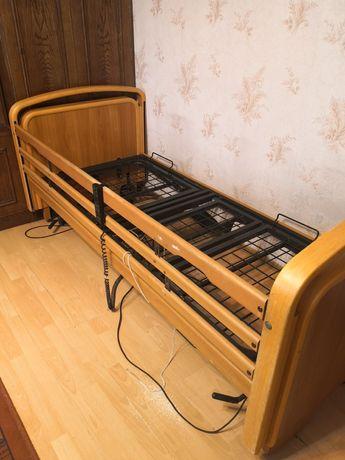 Łóżko rehabilitacyjno-medyczne