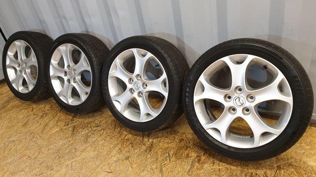 Alufelgi Mazda 17 5x114,3 z oponami 205/50 R17 Mazda Sport 5 6 3