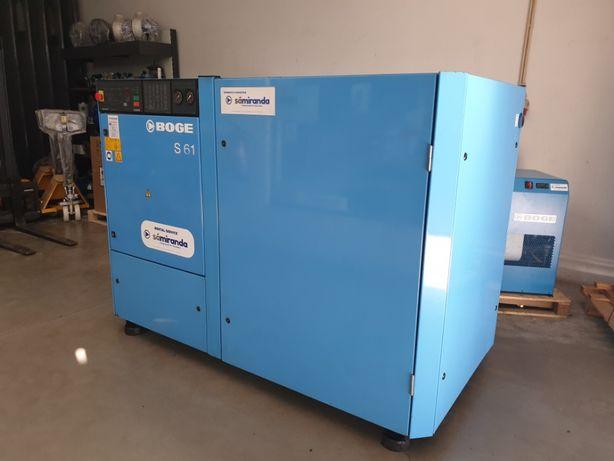 Compressor Parafuso - BOGE S61