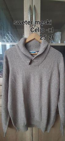 Sprzedam sweter męski cieply