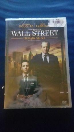 Wall Street. Pieniądz nie śpi DVD