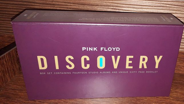 Box-set PINK FLOID ,,Discovery,,