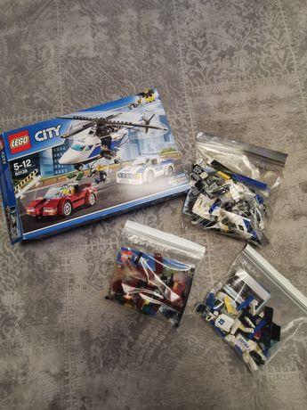 Klocki Lego city 60138