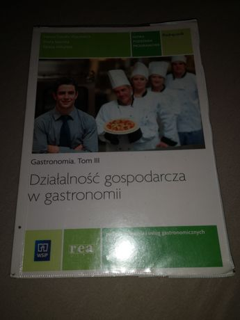 Działalność gospodarcza w gastronomi Stan BDB