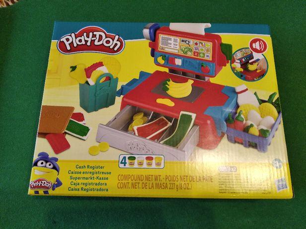 Play Doh Play-doh kasa sklepowa ciastolina nowa! Polecam na prezent