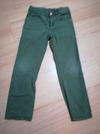 Spodnie H&M r. 110
