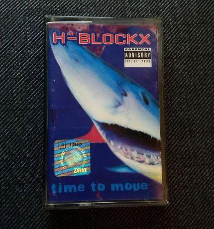 H-Blockx - Time to move - kaseta