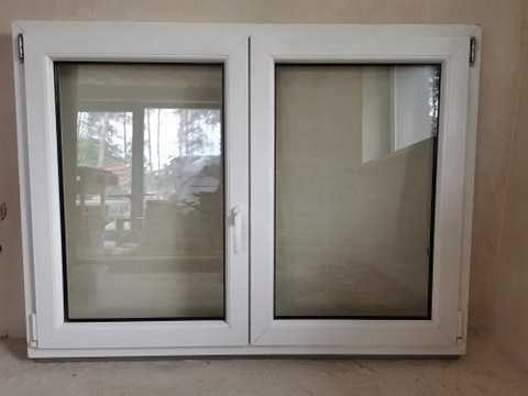 Okno 145x107 ruchomy słupek