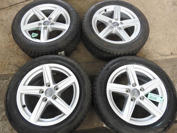 4xFelgi aluminiowe Audi 16'' 5x112 ET48 7J Oryginał 8V0 Nowy model 18r