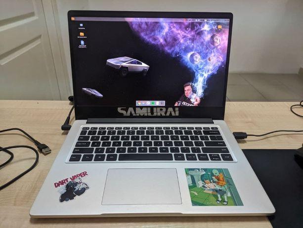 Redmibook 14 / i5-8265 / SSD256 / 8Gb / Nvidia MX250 Идеал