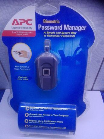 Czytnik lini papilarnych USB nowy, biometric,password manager