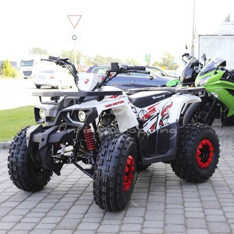 Квадроцикл утилітарний, бензиновий, малокубатурний