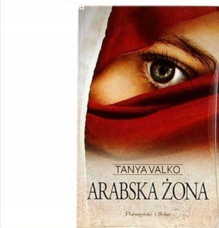 Książka Arabska żona