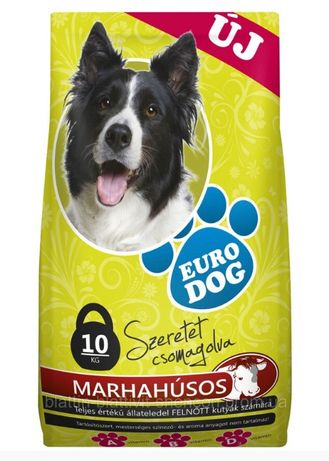 10 кг Сухой венгерский корм для собак