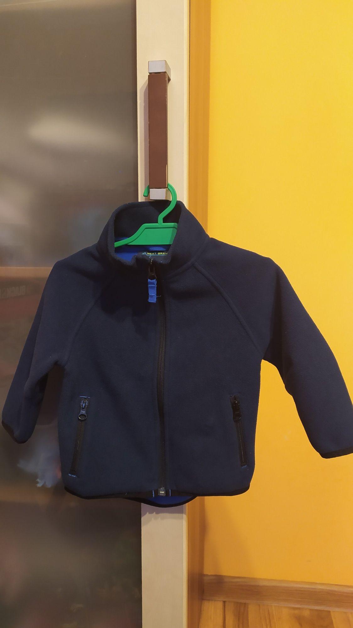 Bluza polarowa, polar NEXT 86-92 cm
