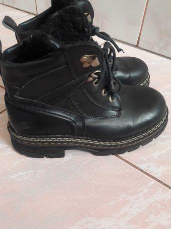 Skórzane buty Kornecki