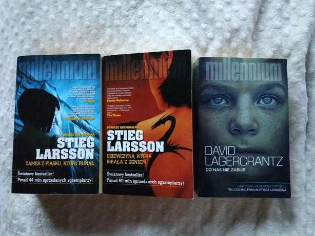 Kryminały Millennium Stieg Larsson / David Lagercrantz