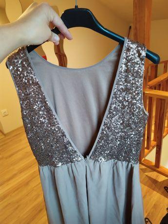 Sukienka M święta andrzejki sylwester
