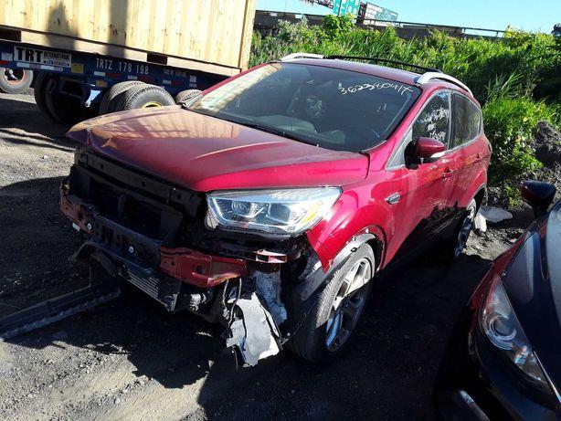 Ford Escape Titanium Plus
