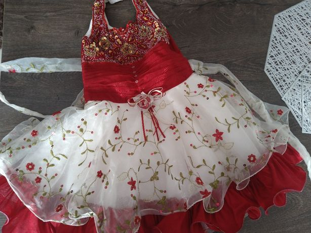 Sukienka, Karnawał dla księżniczki 98-104