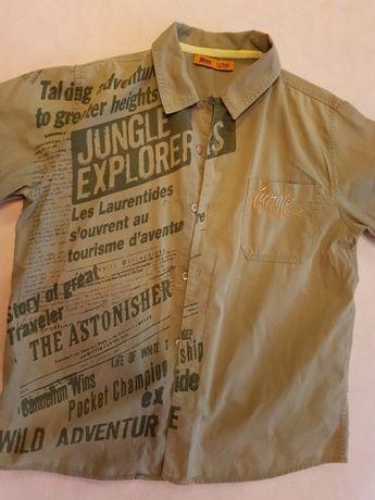 Koszula chłopięca 11 - 12 lat