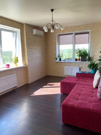 Видовая 2-к квартира с ремонтом, мебелью и техникой в ЖК Алфавит