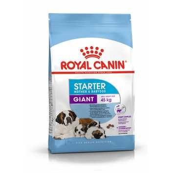 Royal Canin Giant Starter 15kg + 3kg