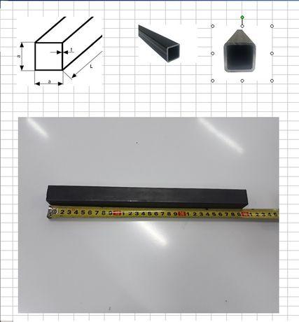 Profil stalowy zamknięty, kwadratowy 25x25