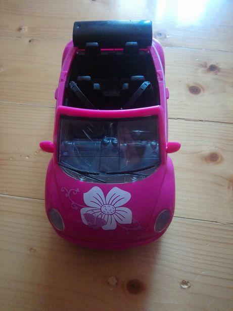 Машинка для менших ляльок