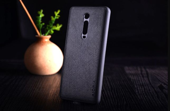 Xiaomi Mi 9T Capa de Couro